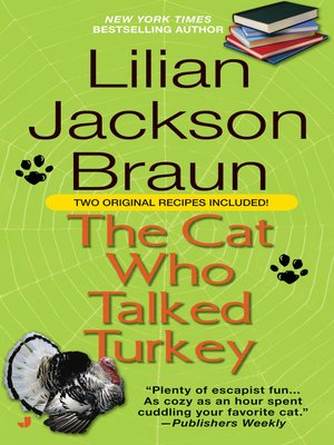 cover image of The Cat Who Talked Turkey