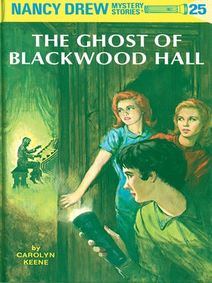 cover image of The Ghost of Blackwood Hall