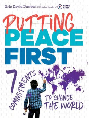 cover image of Putting Peace First