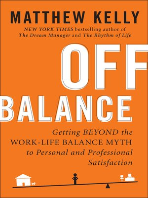 cover image of Off Balance