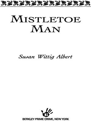 cover image of Mistletoe Man