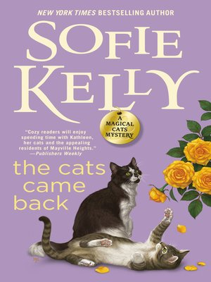 cover image of The Cats Came Back