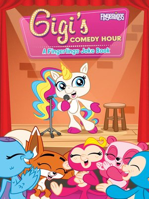 cover image of Gigi's Comedy Hour