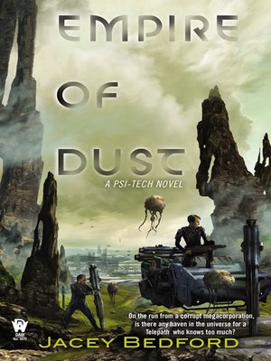 cover image of Empire of Dust