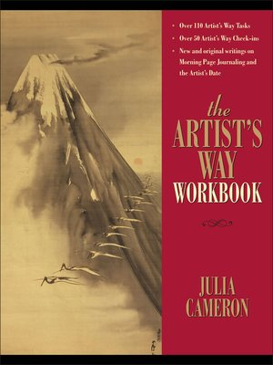 cover image of The Artist's Way Workbook