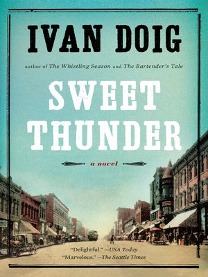 cover image of Sweet Thunder