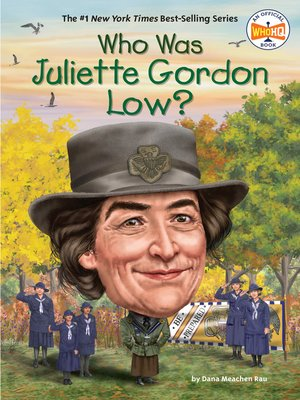 cover image of Who Was Juliette Gordon Low?
