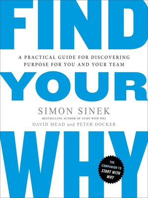 cover image of Find Your Why