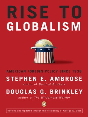 cover image of Rise to Globalism