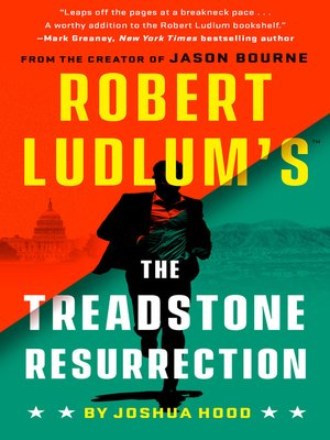 cover image of The Treadstone Resurrection