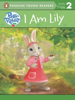 cover image of I Am Lily