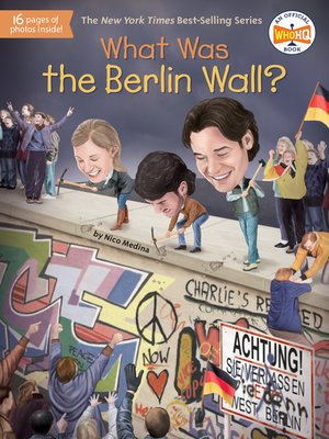 cover image of What Was the Berlin Wall?