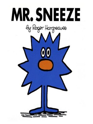 cover image of Mr. Sneeze