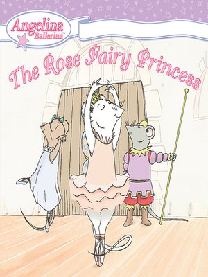 cover image of The Rose Fairy Princess