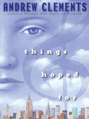 cover image of Things Hoped For