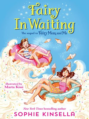 cover image of Fairy-In-Waiting