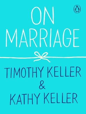 cover image of On Marriage