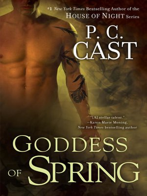 cover image of Goddess of Spring