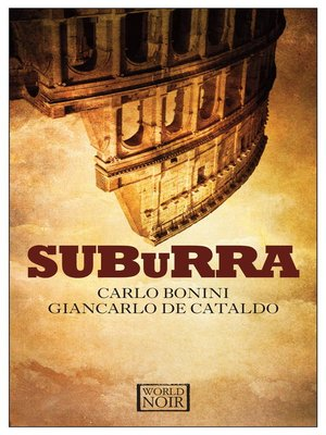 cover image of Suburra