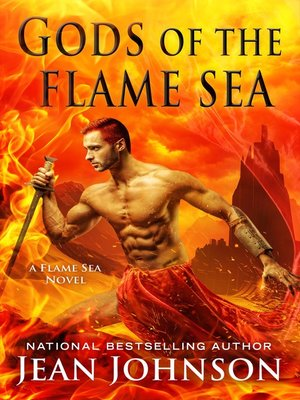 cover image of Gods of the Flame Sea