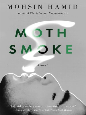 cover image of Moth Smoke