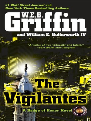 cover image of The Vigilantes