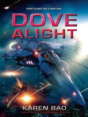 cover image of Dove Alight