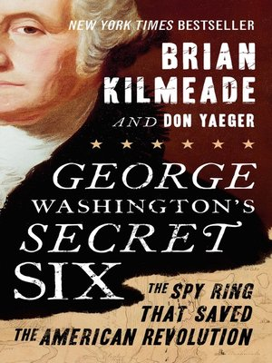 cover image of George Washington's Secret Six