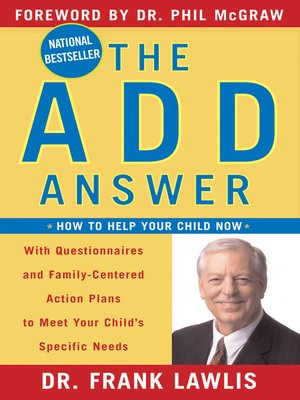 cover image of The ADD Answer