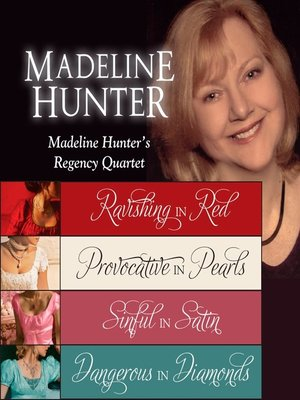 cover image of Madeleine Hunter Collection
