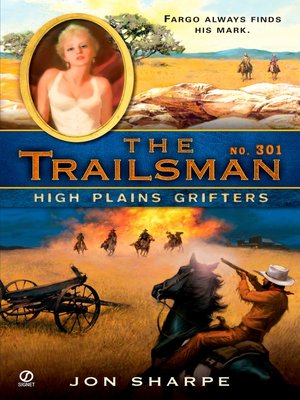 cover image of High Plains Grifters