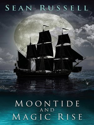 cover image of Moontide and Magic Rise