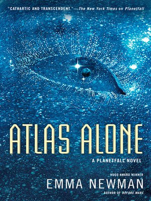 cover image of Atlas Alone