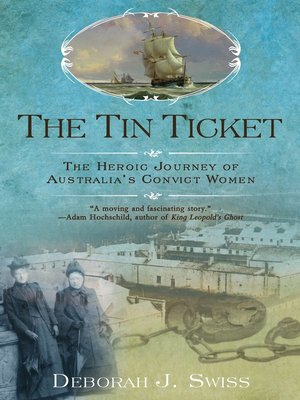 cover image of The Tin Ticket