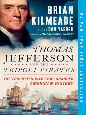 cover image of Thomas Jefferson and the Tripoli Pirates