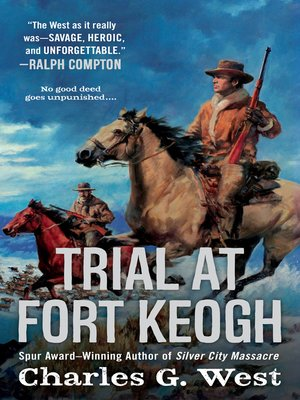 cover image of Trial at Fort Keogh