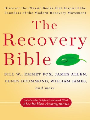 cover image of The Recovery Bible