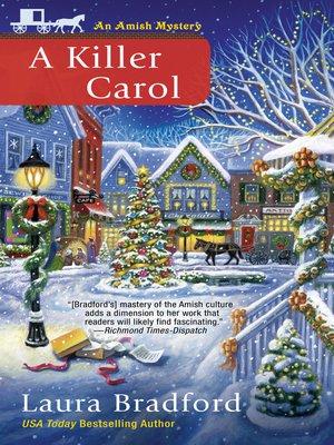 cover image of A Killer Carol