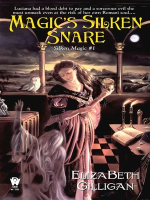 cover image of Magic's Silken Snare
