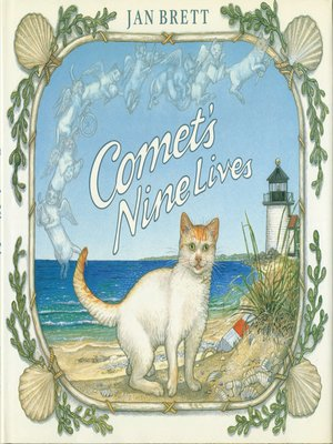 cover image of Comet's Nine Lives