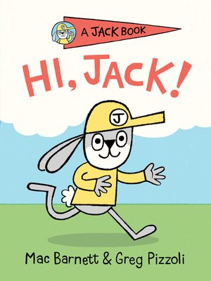 cover image of Hi, Jack!