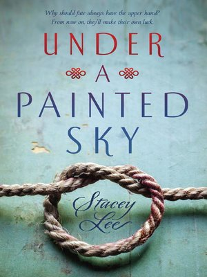 cover image of Under a Painted Sky