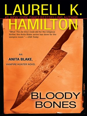 cover image of Bloody Bones