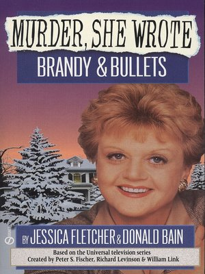 cover image of Brandy and Bullets