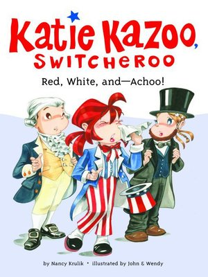 cover image of Red, White, and--Achoo!