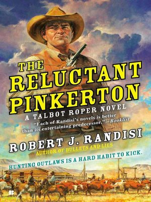 cover image of The Reluctant Pinkerton
