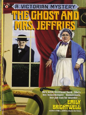 cover image of The Ghost and Mrs. Jeffries