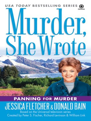 cover image of Panning For Murder