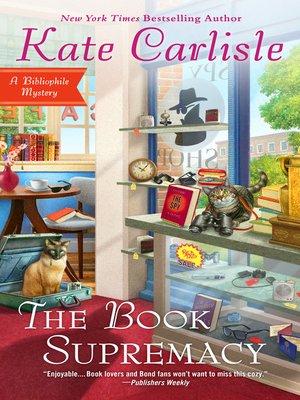 Kate Carlisle Overdrive Rakuten Overdrive Ebooks Audiobooks