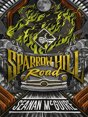 cover image of Sparrow Hill Road